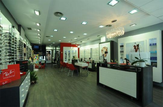 Muebles optica inspiraci n cubox - Mobiliario para negocios ...