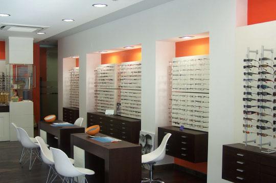 Muebles para opticas opticas archivos mtp interiorismo - Mobiliario para negocios ...
